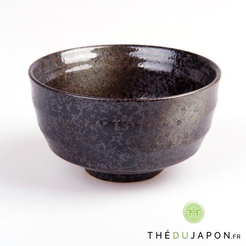 Bol à thé Matcha en céramique de qualité