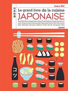 Livre de cuisine japonaise