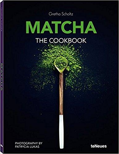 livre recette matcha the cookbook