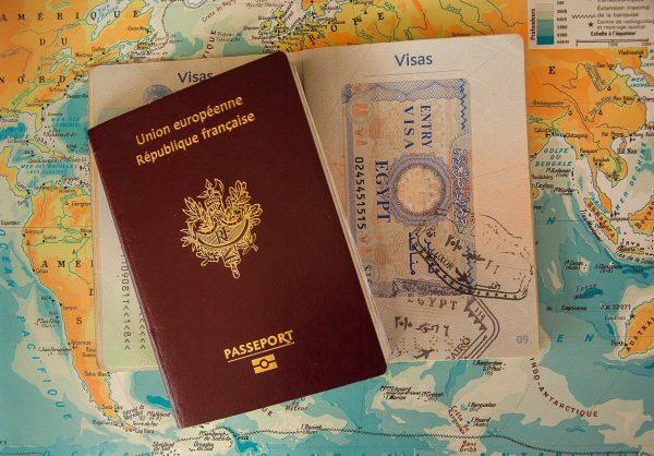 Prenez votre passport pour votre voyage au Japon