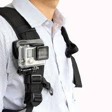 support caméra sac à dos